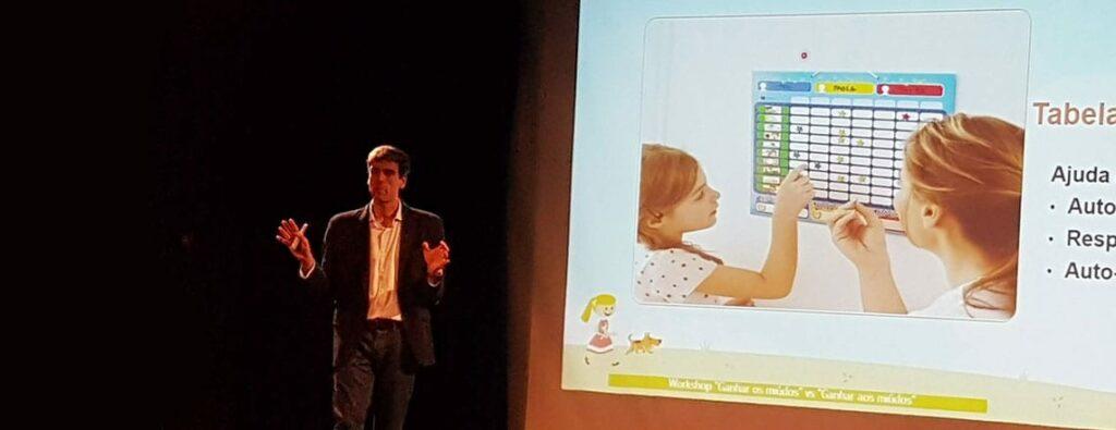 Educar pela Positiva com Nuno Martins