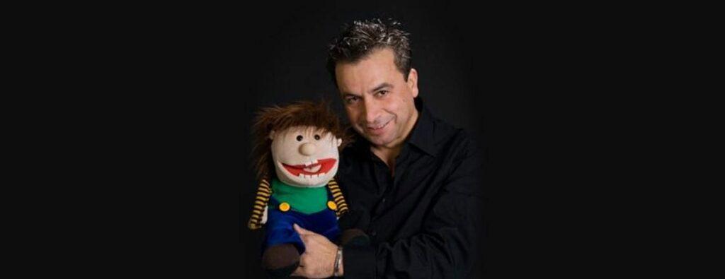 """""""Tonico show"""" com o ventríloquo Ricardo Marques"""