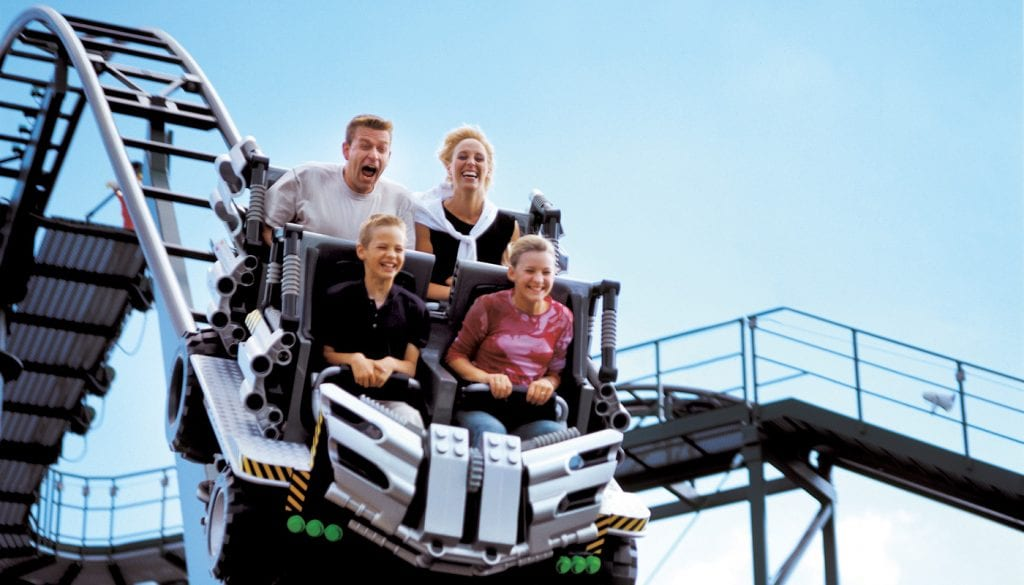 X-treme Racers Legoland Dinamarca