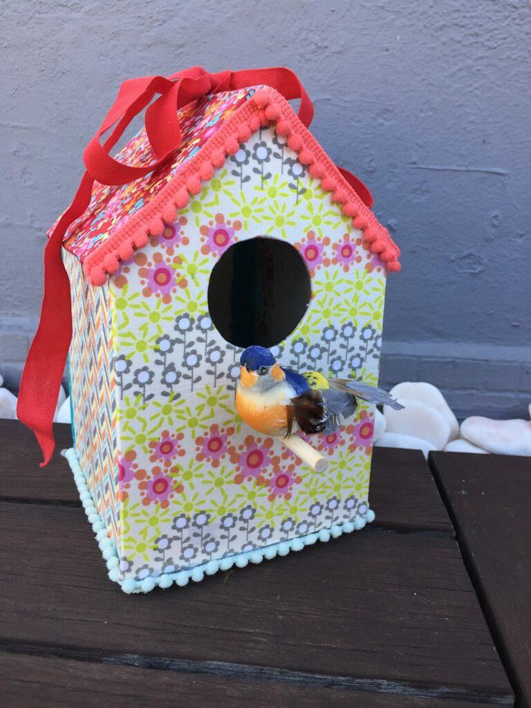 casa de pássaros 12