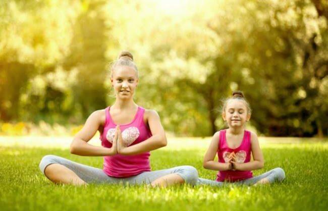 Workshop Pais & Filhos – Yoga, mandalas e meditação