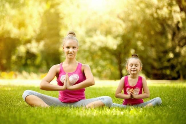 Workshop Pais & Filhos – Yoga, mandalas e meditaçã