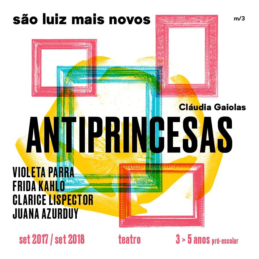 Antiprincesas-Clarice Lispector [ Estreia]