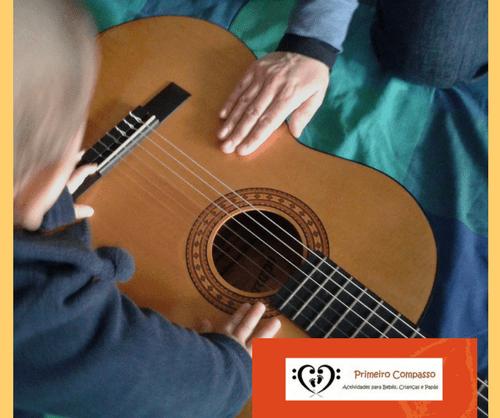 Música para Bebés e Crianças – Primeiro Compasso