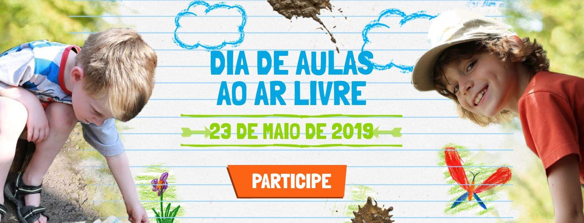 Dia de Aulas ao Ar Livre 2019