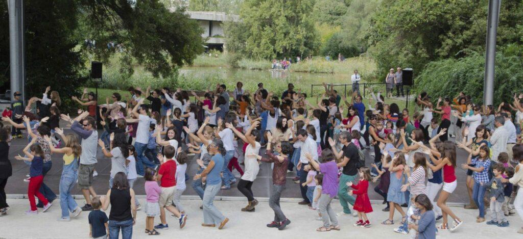 Gulbenkian Dia da Terra -Dança de Roda