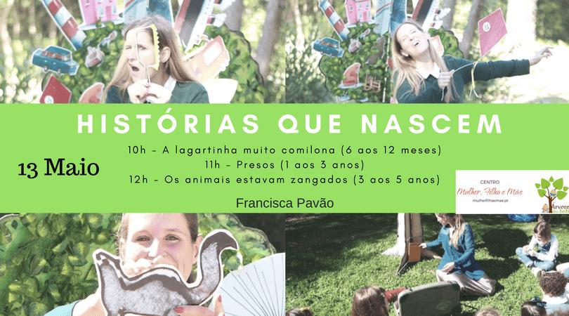 Histórias que Nascem – Francisca Pavão