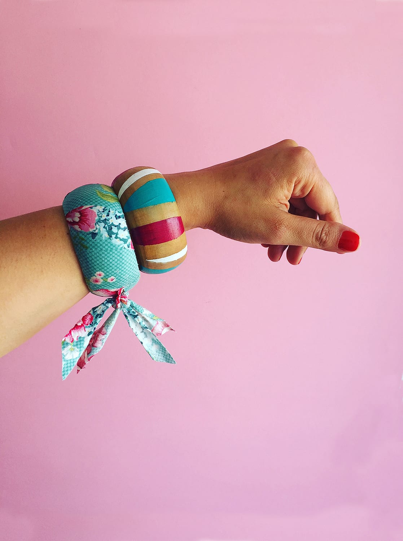 pulseiras dia da mãe