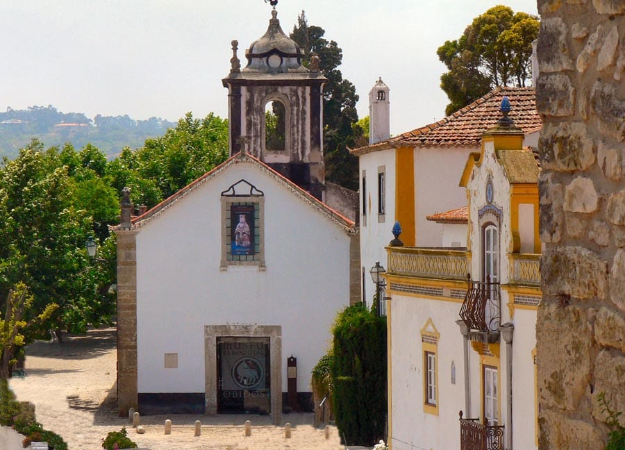 Igreja-de-Sao-Joao-Baptista-Museu-Paroquial-Obidos
