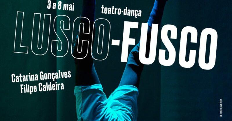 Peço de Teatro: Lusco-Fusco