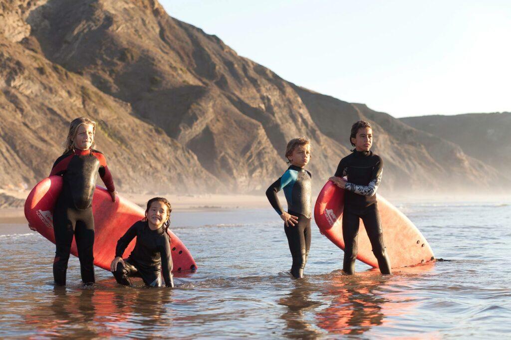 Aulas de surf Memmo