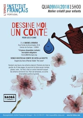 Atelier Dessine Moi un Conte!