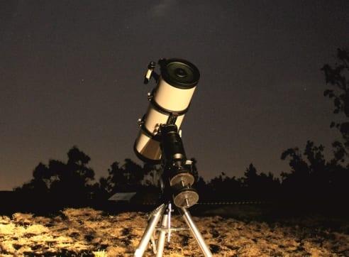 Astronomia no Forte | Explor(A)lqueidão