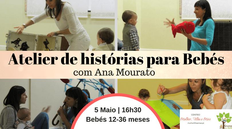 Atelier de Histórias para Bebés