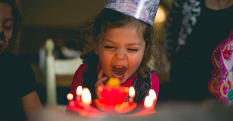 Festas de aniversário originais