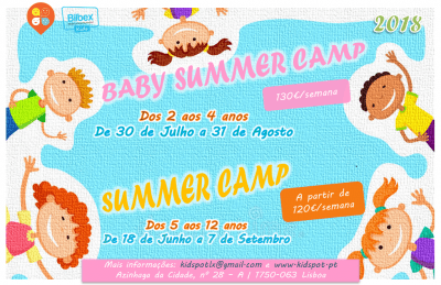 KIDSPOT SUMMER CAMP 18