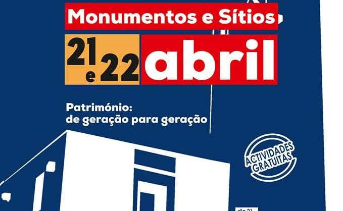 Paço de Giela: comemoração do Dia Internacional dos Monumentos e Sítios