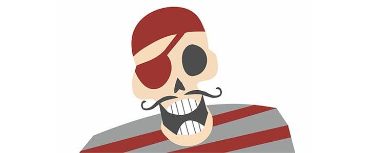 piratas e corsários