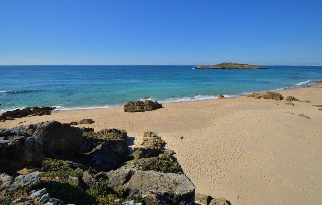 praia ilha do pessegueiro