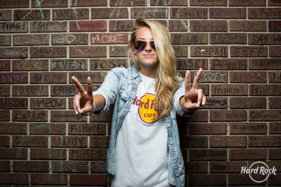 Festa de Aniversário Hard Rock Cafe Teens