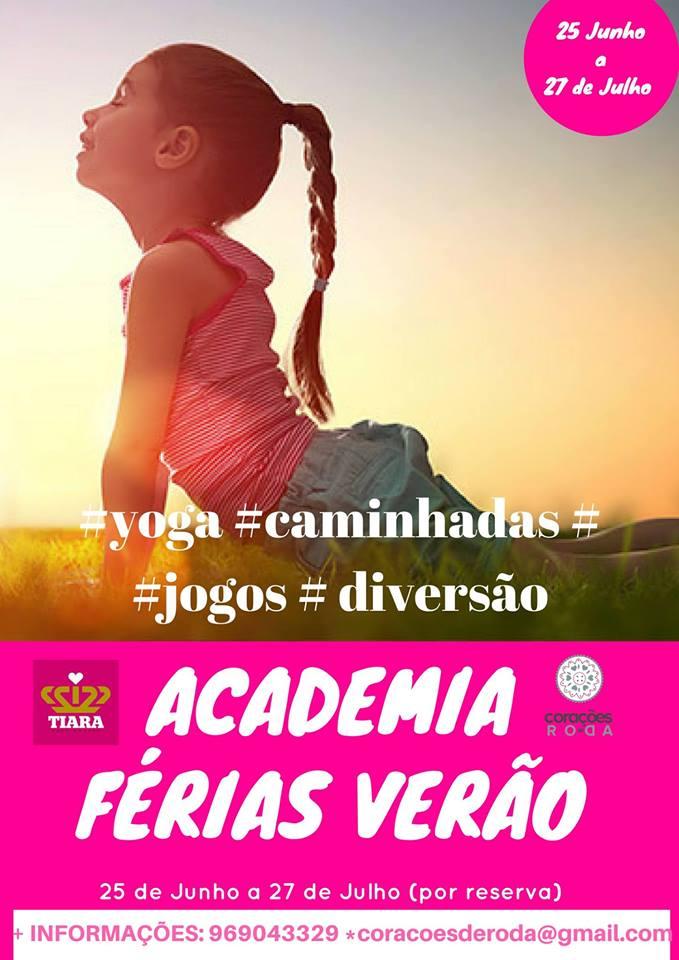 Academia Férias de Verão
