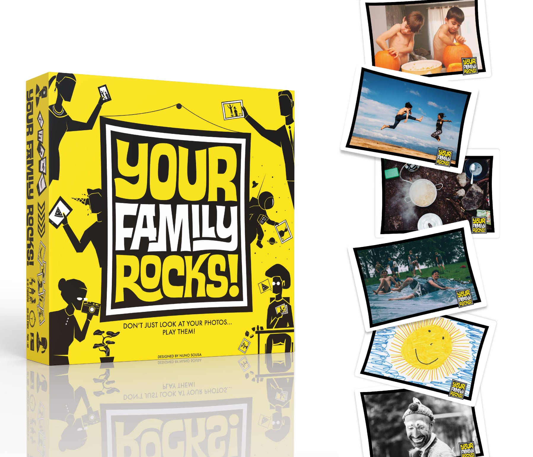 your family rocks!