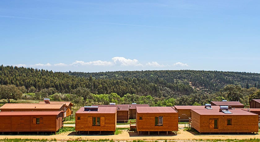 zmar eco resort alojamento