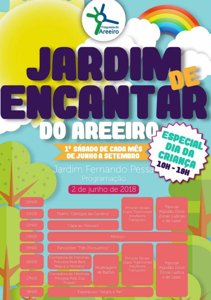 Jardim de Encantar | edição especial Dia da Criança