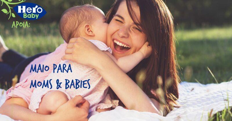 As Melhores Atividades para bebés e grávidas em Maio!