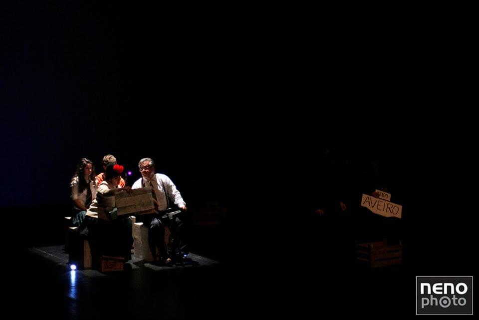 A Trisavó de Pistola à Cinta – Peça de Teatro no Cartaxo