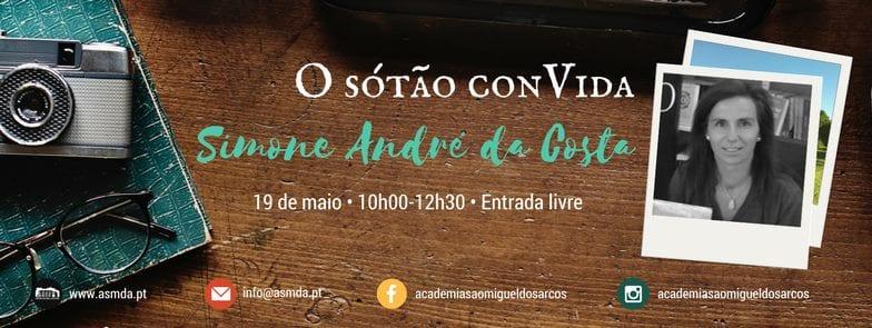 O Sótão ConVida Simone André da Costa
