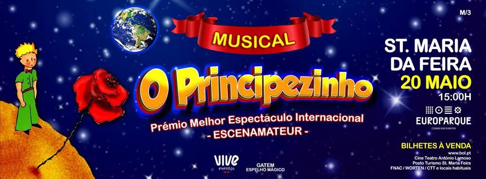 O PRINCIPEZINHO – MUSICAL INFANTIL