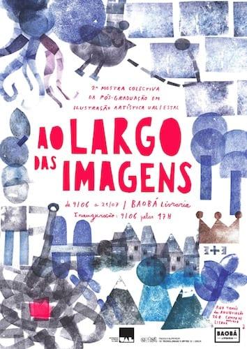Exposição AO LARGO DAS IMAGENS – Festa de Inauguração
