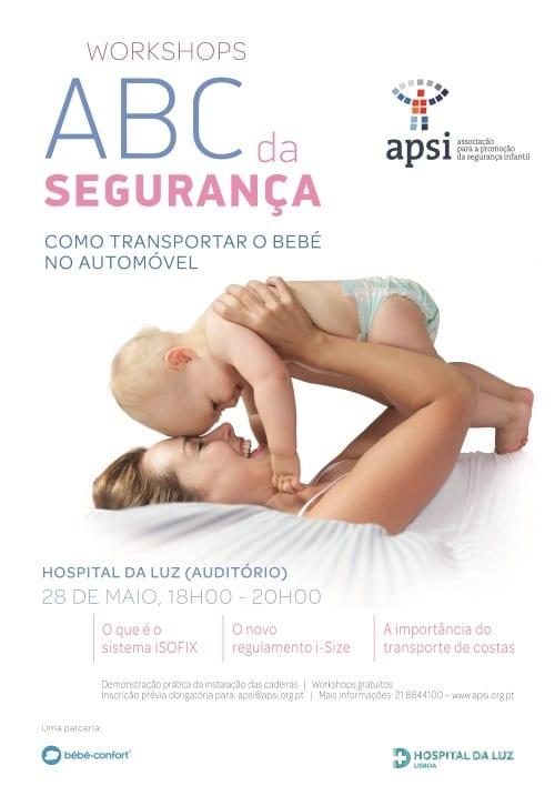 Workshop ABC da Segurança