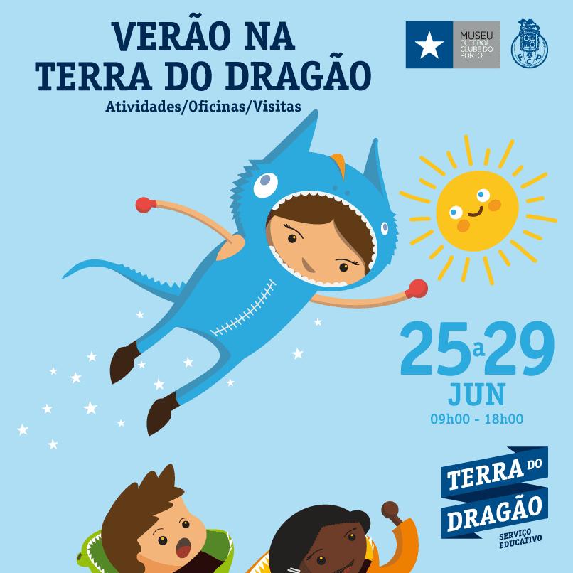 Férias de Verão no Museu Futebol Clube do Porto