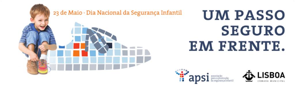 Dia Nacional da Segurança Infantil – 23 de maio