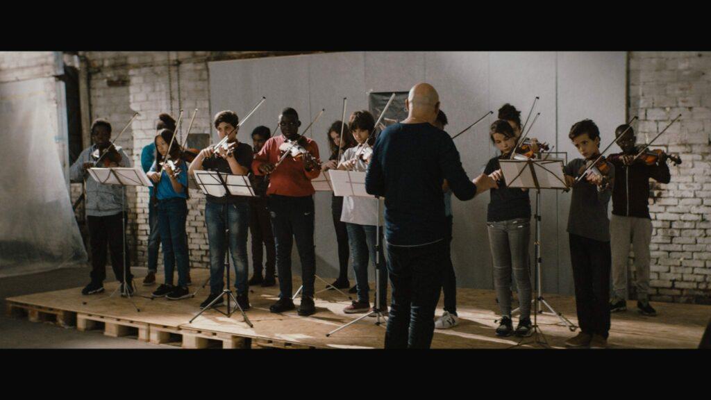 Personagens Filme A Melodia