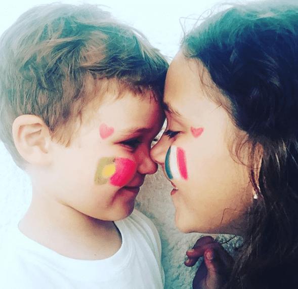 Mum's The Boss - Carmen e Gaspar Nacionalidade