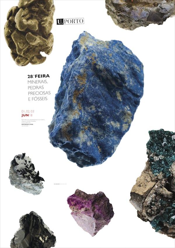 28.ª Edição da Feira de Minerais, Pedras Preciosas e Fósseis