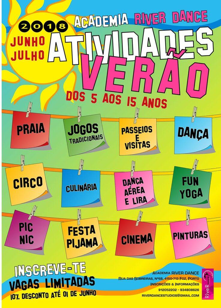 CAMPOS DE FÉRIAS VERÃO