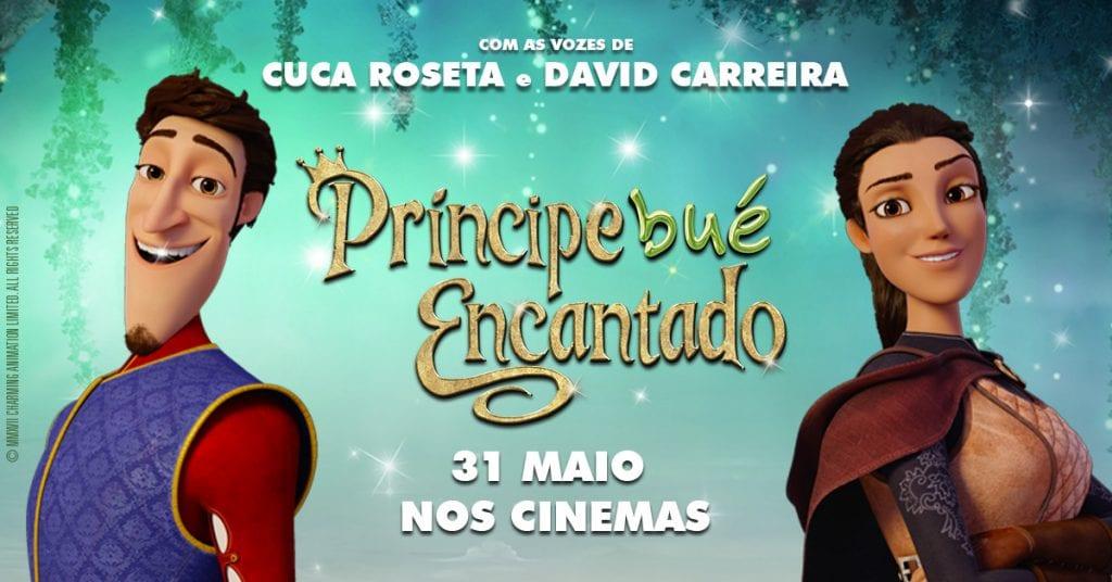 Filme Principe Bue Encantado