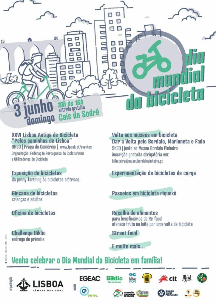 Dia Mundial da Bicicleta