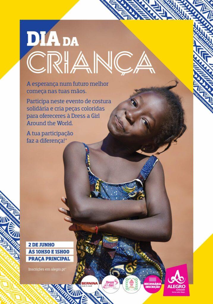 Dia Mundial da Criança no Alegro Alfragide
