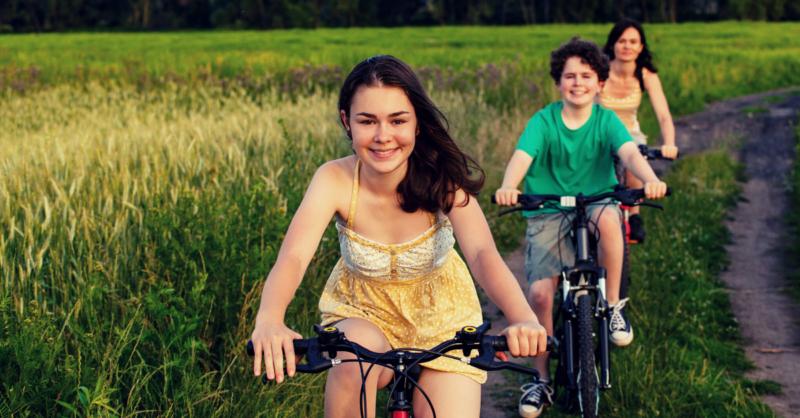 Passeio de Bicicleta: as melhores ciclovias para famílias em Portugal