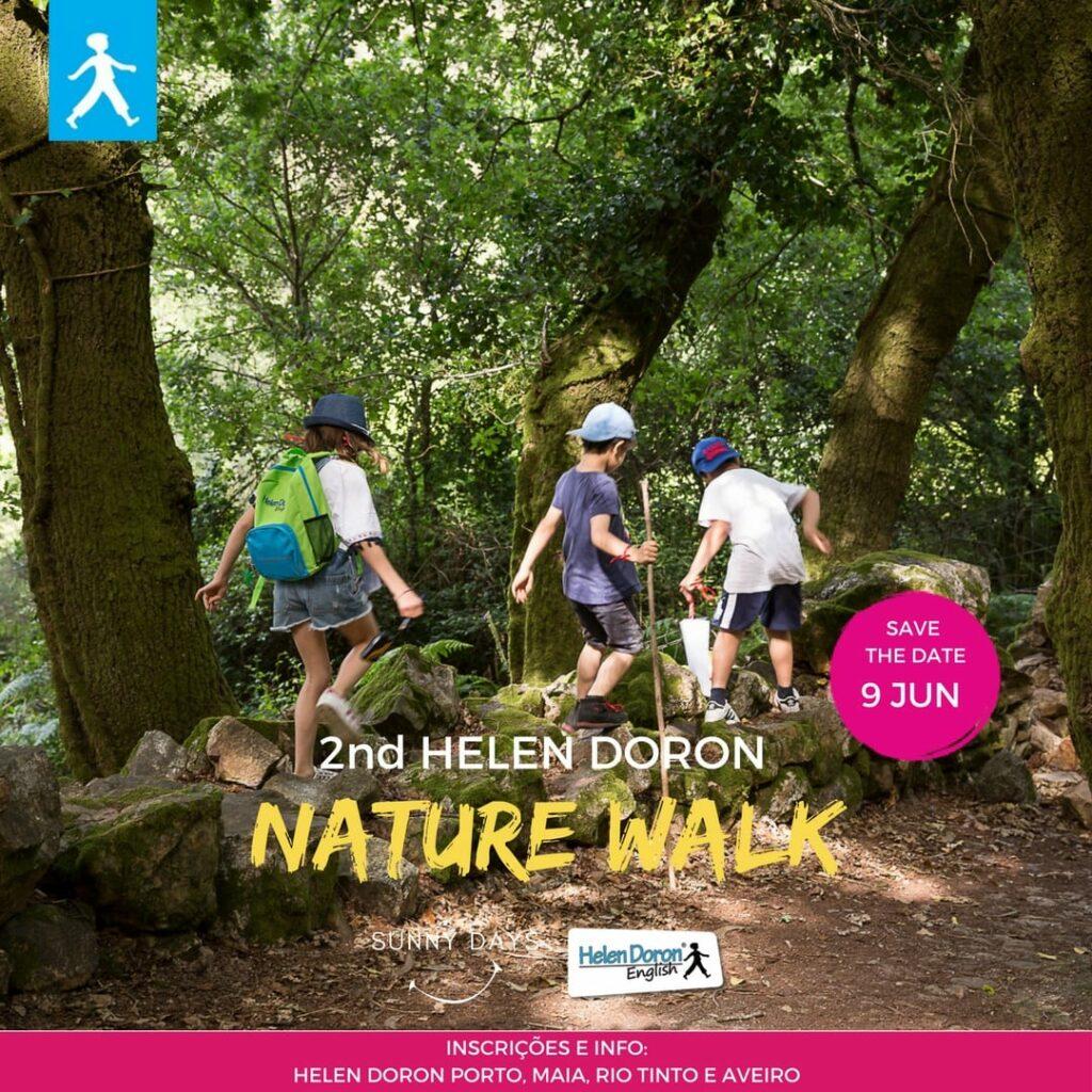 Nature Walk Helen Doron  – Dia da Criança
