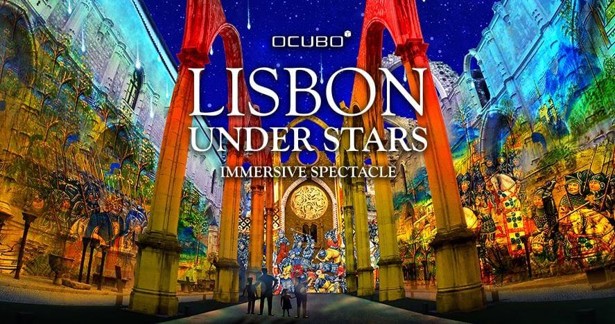 Lisbon Under Stars by OCUBO