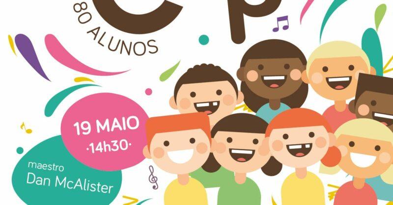 Coro do CLIP prepara surpresa no MAR Shopping Matosinhos