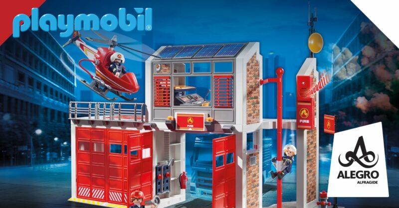 O Dia da Criança é com a Playmobil no Alegro Alfragide!