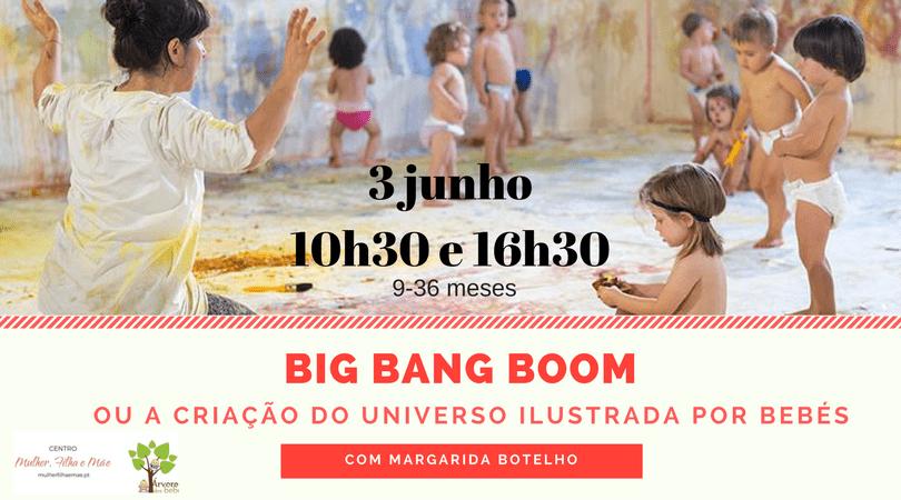 BIG BAG BOOM! ou o Universo Ilustrado por Bebés