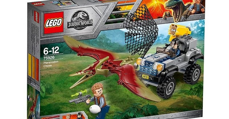 Caça do Pteranodon